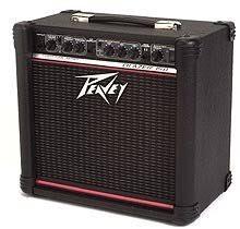 amps peavey