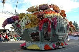 rose parade 2010