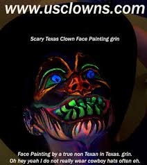 pictures of clowns faces