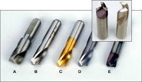 spot weld drill bits