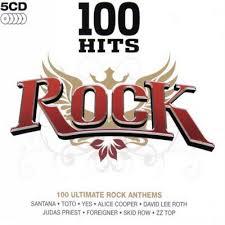 100 rock hits