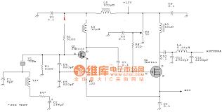 circuit diagram of tv