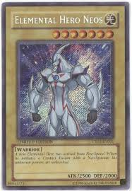 elemental hero yugioh cards