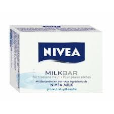 nivea milk
