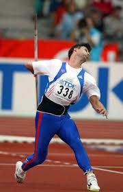 javelin throw technique