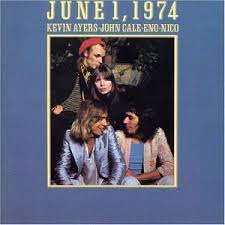 Kevin Ayers - June 1 1974