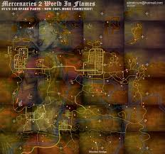 spare parts map