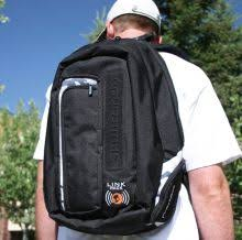 backpack with built in speakers