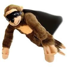 amazing flying monkey
