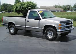 chevy 4x4 trucks for sale