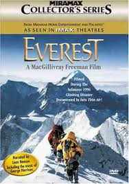 everest dvds