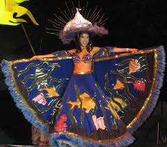 honduras national costume