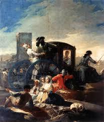 paintings by francisco de goya