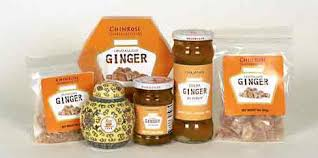 ginger products