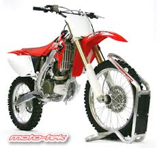 dirtbike stands