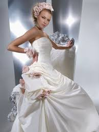 elegant bridal wear