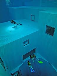 deep pool