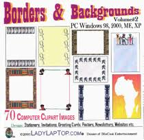 backgrounds and borders
