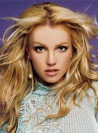 poster of britney spears