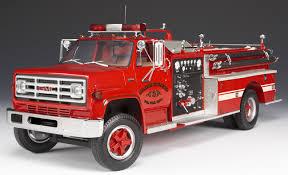 diecast fire trucks