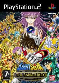 saint seiya the sanctuary ps2