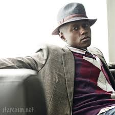 It is Javier Colon,