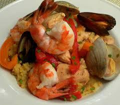 shellfish dishes