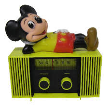 mickey mouse radio