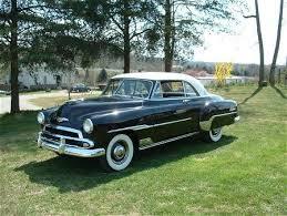 1951 bel air