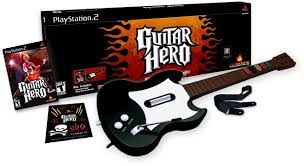 playstation guitar hero 2