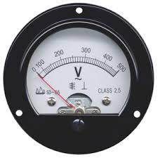 ac voltmeters
