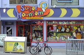 confectionery stores