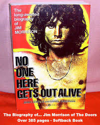 jim morrison books