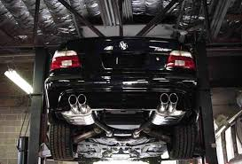 bmw e39 exhaust