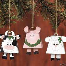 country ornaments