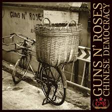 chinese democracy guns n roses cd