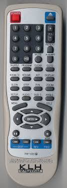 dvd player remote controls