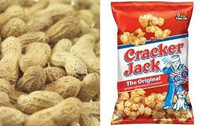 baseball peanuts