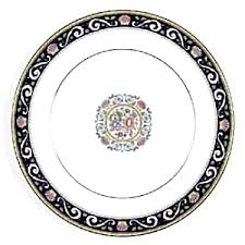 dinner plate patterns