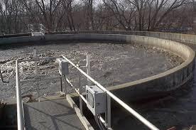 sewage treatment facility