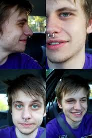 guy nose ring