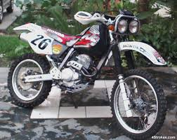 2004 honda xr 250