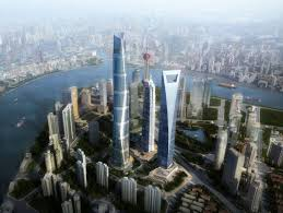 skyscraper china