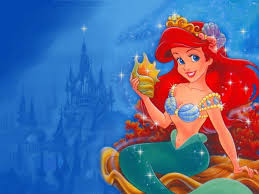 disney mermaid
