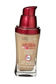infallible make up