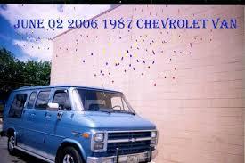 chevy g 20 van