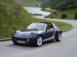 smart car forfour