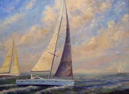 sailboats paintings
