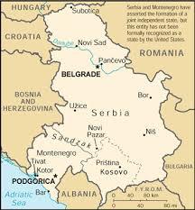 montenegro serbia