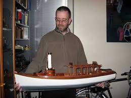 model steam boats